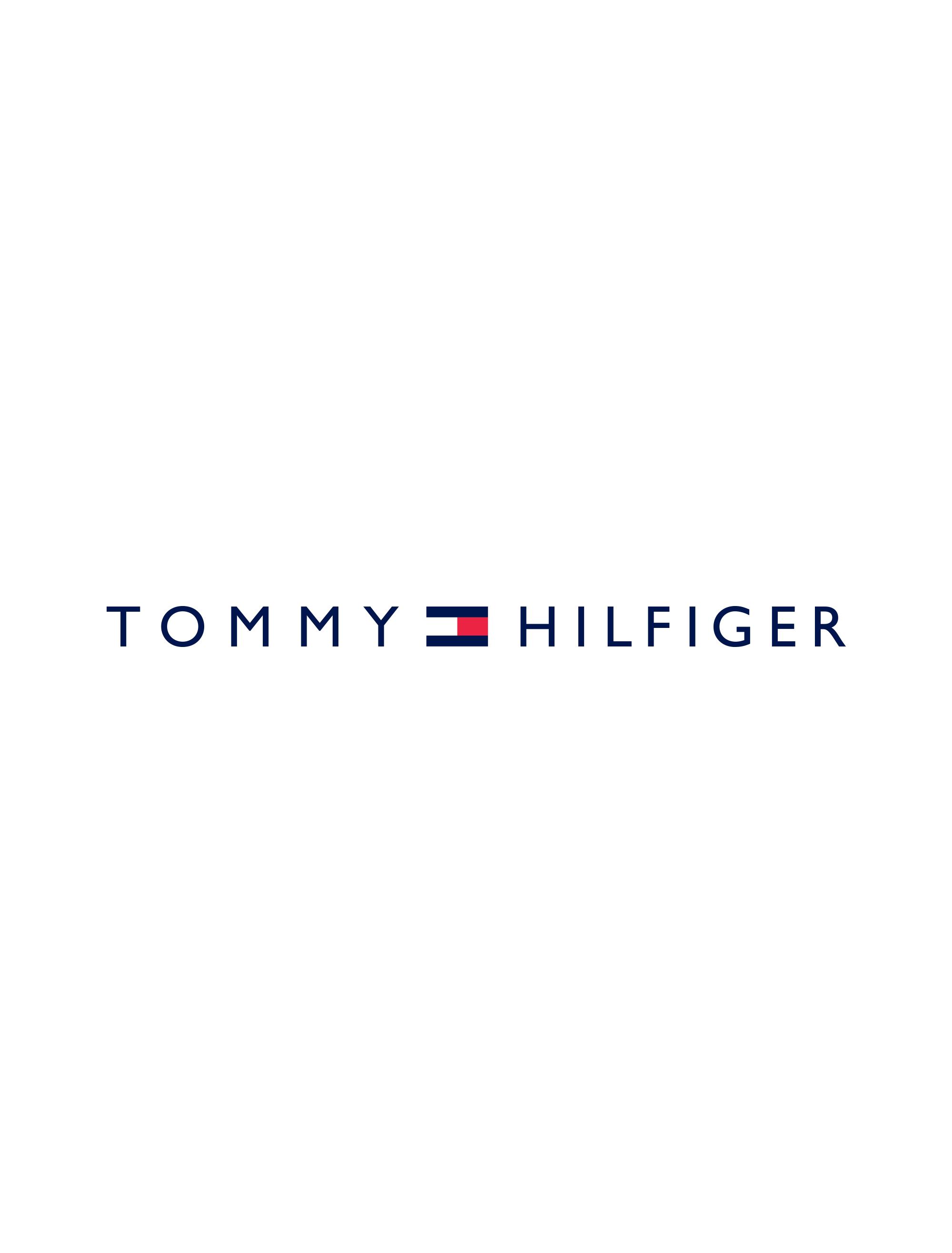 Tommy Classics Logo Collar Polo Shirt -