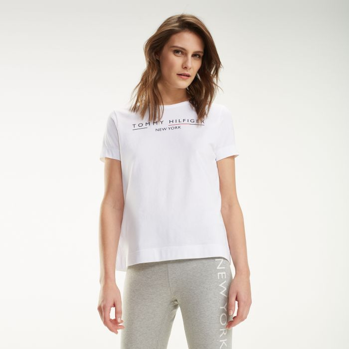 Organic Cotton New York T Shirt by Tommy Hilfiger