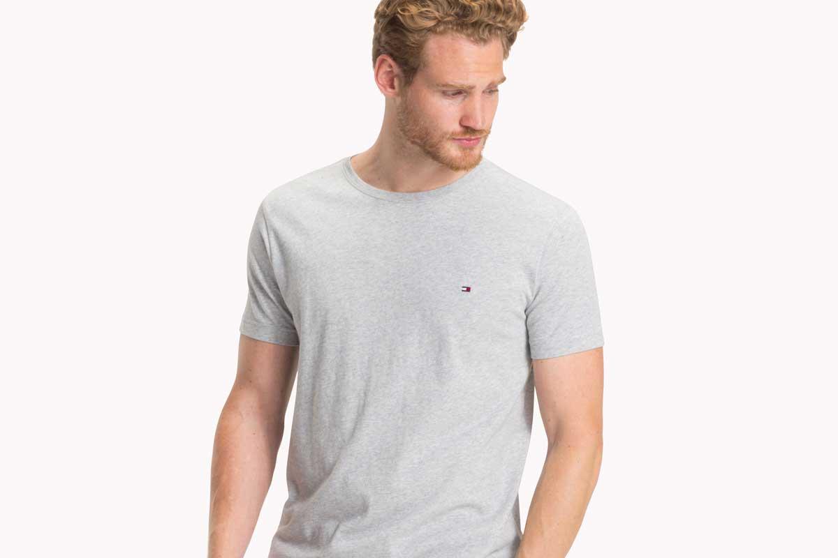 ad2c8403101b1 Mens T-Shirts   Buy Mens T-Shirts Online   Tommy Hilfiger Australia